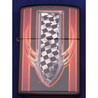 Lighter Zippo Checkered Flag