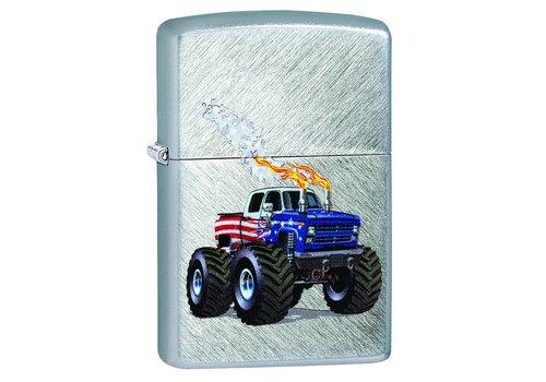 Lighter Zippo Monster Truck