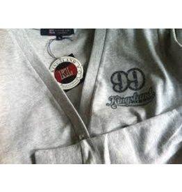 Kingsland Kingsland Ladies Cardigan vest M in grijs melee