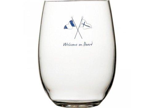 ARC Marine Welcome on Board - Longdrinkglas