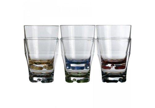 ARC Marine Party - Whiskeyglazen set - Meerkleurig