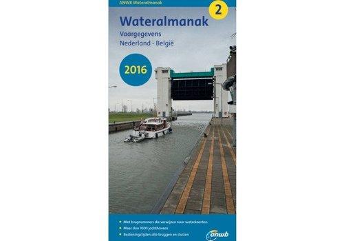 Wateralmanak deel 2 - 2015/2016