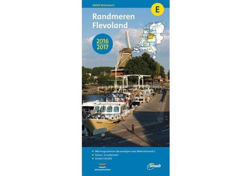 Waterkaart E Randmeren-Flevoland 2016-2017