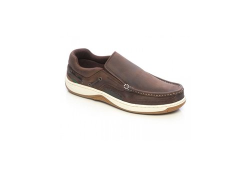 Dubarry Yacht Donkey Brown