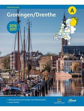ANWB Wateratlas Groningen/Drenthe - A