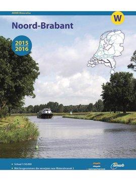ANWB Wateratlas Noord-Brabant - W