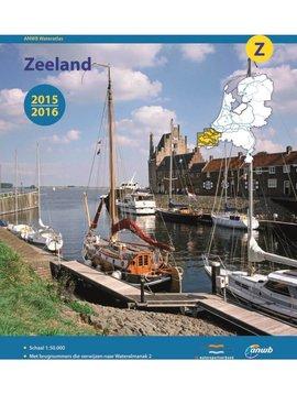 ANWB Wateratlas Zeeland - Z