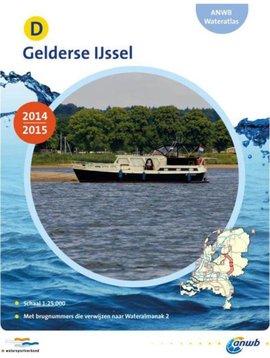 ANWB Wateratlas Gelderse IJssel - D