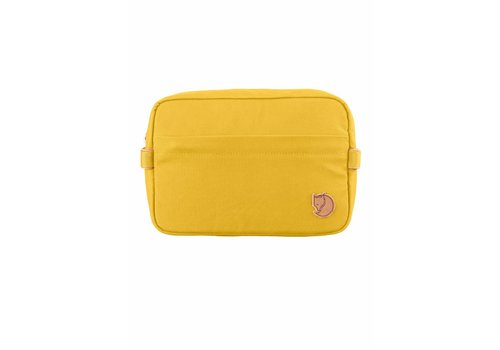 Fjäll Räven Travel Toiletry Bag Ochre