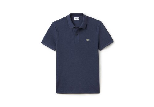 Lacoste Polo Chemise Col Bord-Cotes DZ2 Philippines Blue Chine