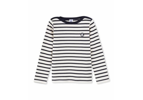 Petit Bateau Mariniere coquille/smoking