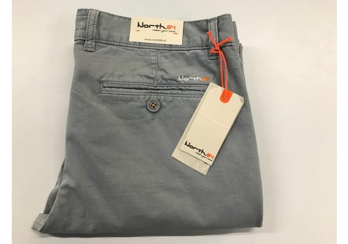 North84 Chino Light Grey