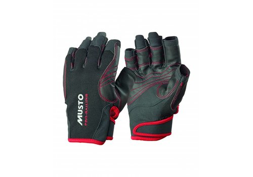 Musto Musto Performance Gloves S/F Bl
