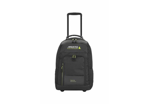 Musto Ess Wheel 30L Cabin Case Black