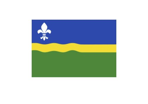 Talamex Provincievlag Flevoland