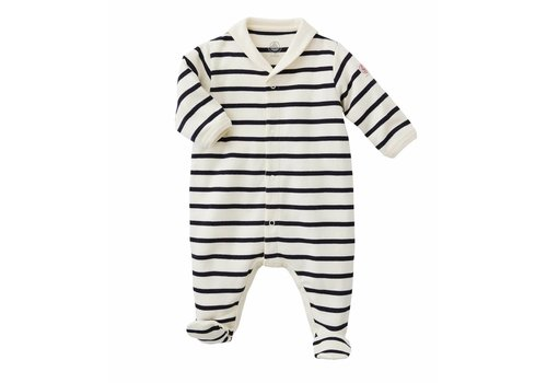 Petit Bateau Mally coquille/abysse