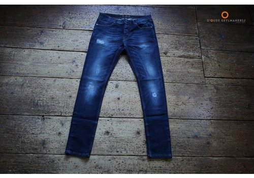 Amsterdenim Jan Slim Fit 5 Pocket Jeans