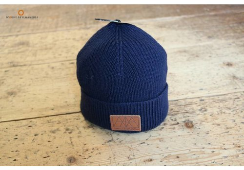 Amsterdenim Rob Knitted hat navy