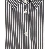 119201 Catrina Stripe Shirt Grey 863