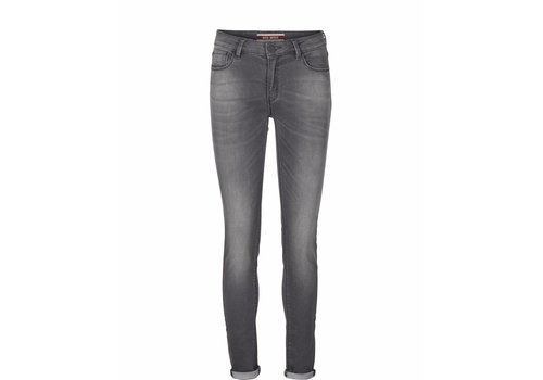 Mos Mosh Jade Cosy Grey Denim