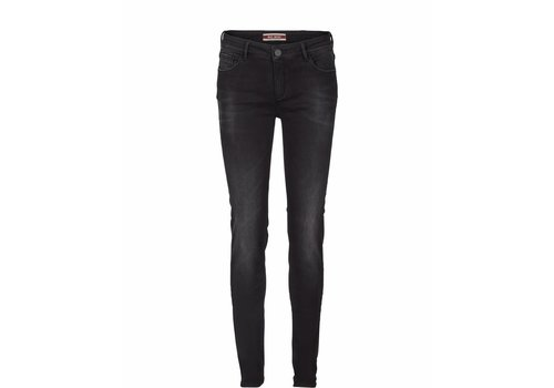 Mos Mosh Jade Cosy Black Denim
