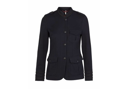 Mos Mosh Wall Uniform Jacket Navy