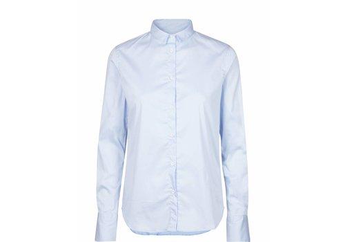 Mos Mosh Tilda Shirt Light Blue