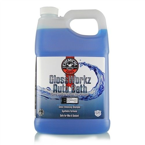 chemical guys glossworkz shampoo detail your car. Black Bedroom Furniture Sets. Home Design Ideas