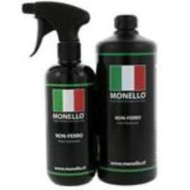 Monello Non-Ferro Spray en navulling bundel - 500ml+1000ml
