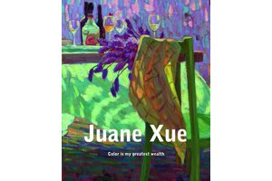 Juane Xue - Color is my greatest wealth (paperback edition; English text)