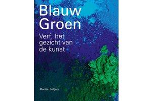 Blauw Groen - Verf, het gezicht van de kunst