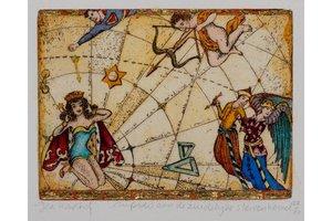 Cupido aan de zuidelijke sterrenhemel - Gea Karhof