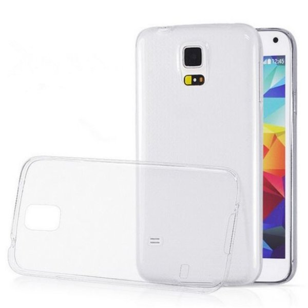 Transparant hoesje/case/cover voor Samsung Galaxy S5