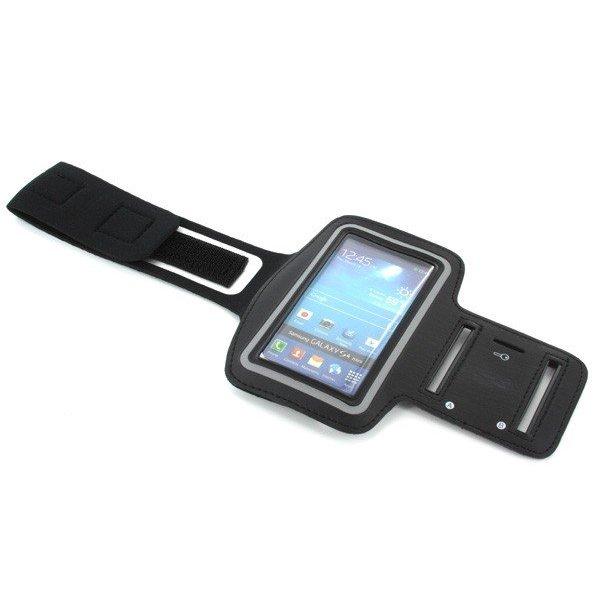 Smartphone/sport armband voor uw Samsung Galaxy S4 mini