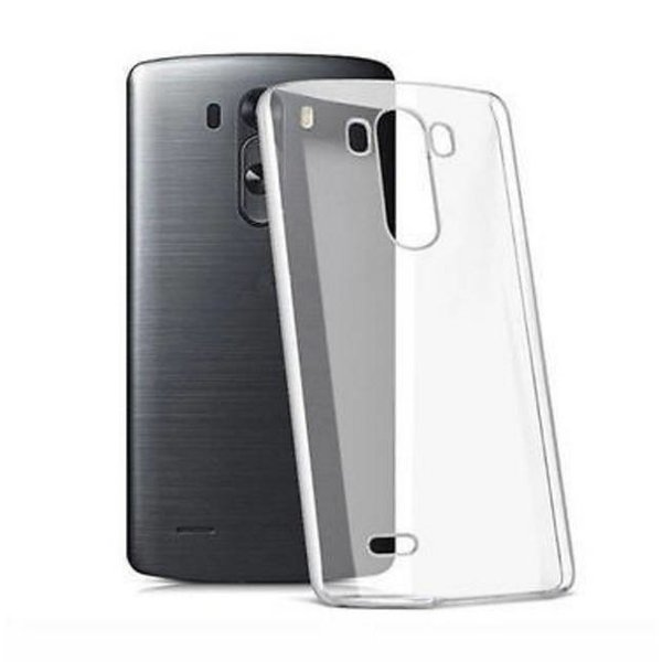Transparant hoesje/case/cover voor LG G4