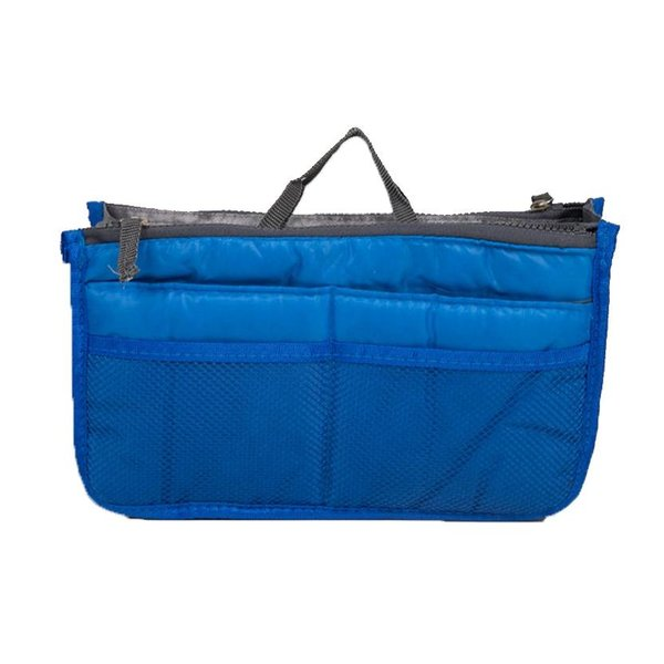 Bag in bag hand tas organizer - Donker blauw