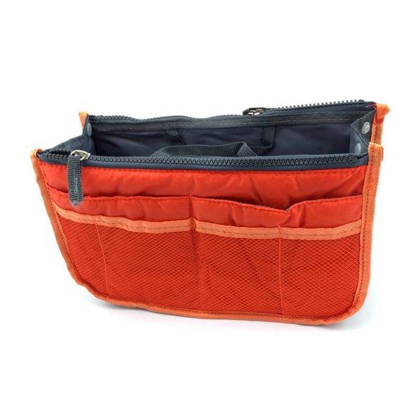 Bag in bag hand tas organizer – Oranje