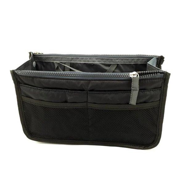 Bag in bag hand tas organizer – Zwart