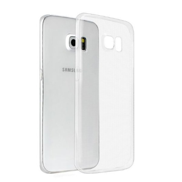 Transparant hoesje Samsung Galaxy S6 edge