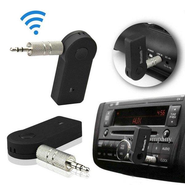 Draadloze muziek receiver - draadloos muziek luisteren via Bluetooth