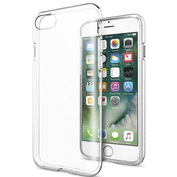 Transparant hoesje/case/cover voor iPhone 7