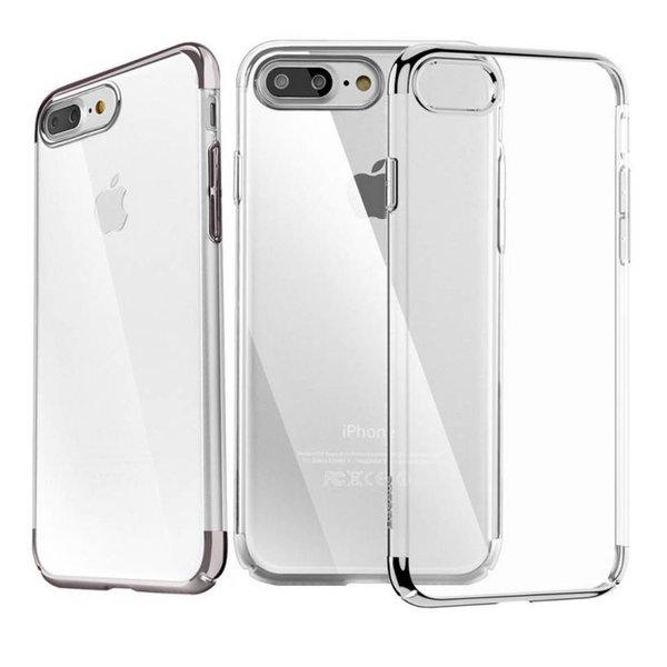 Transparant hoesje iPhone 7 Plus