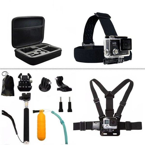 11-delige GoPro accessoire set 11-delig
