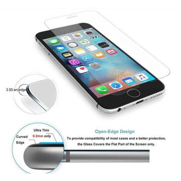 Glazen screenprotector Apple iPhone 7