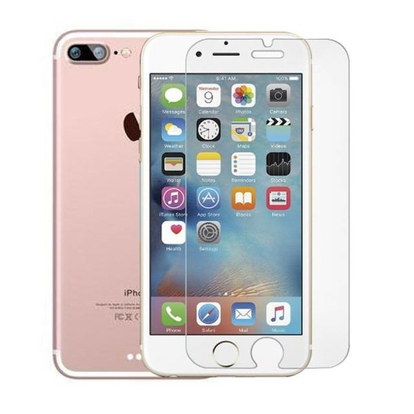 Glazen screenprotector Apple iPhone 7 Plus