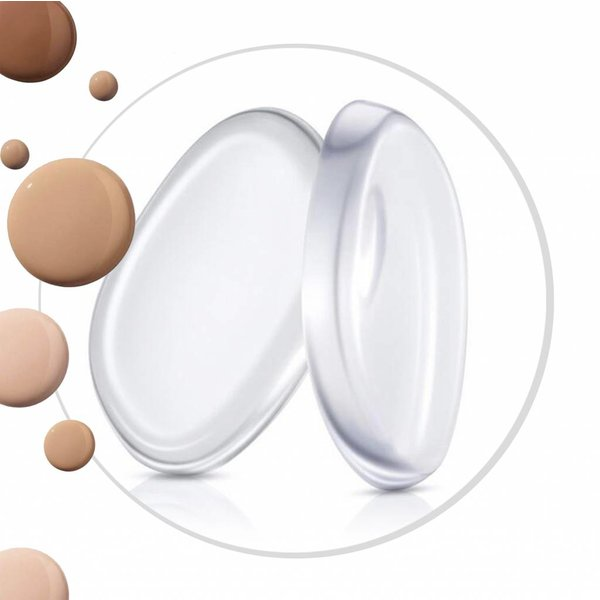 Silisponge Make-up spons