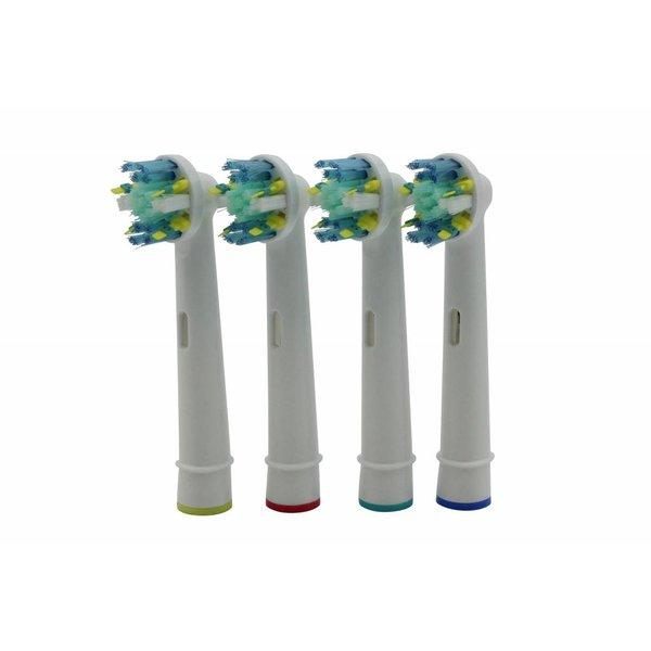 Opzetborstels geschikt voor Oral B - EB-25A