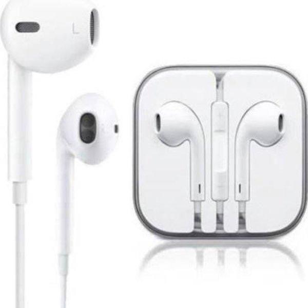 In-ear oordopjes voor Apple iPhone