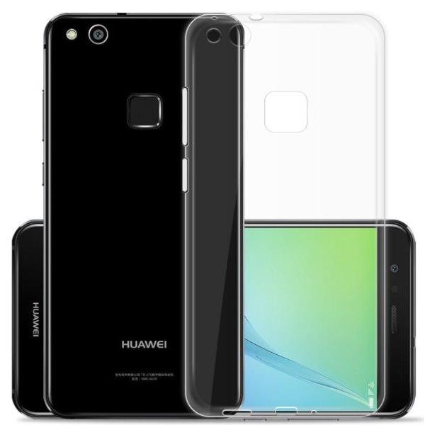 Transparant hoesje Huawei P10 Lite
