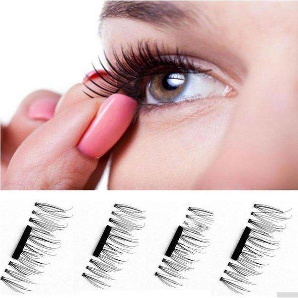 Magnetische nepwimpers voor de perfecte oogopslag